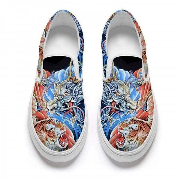 Chaussures Dragon tigre